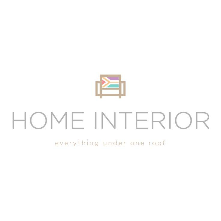 Custom brand identity developed for SA interior business. Developed by The Logo Studio