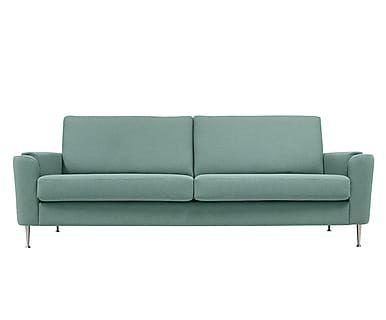 Zweisitzer-Sofa Serena, mintgrün, B 162 cm
