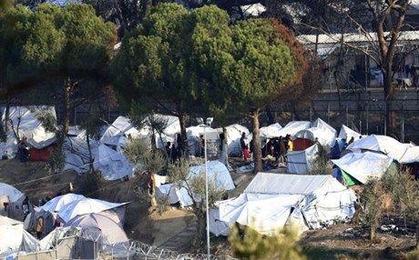 Oι πρόσφυγες ιδρύουν ακόμη και εντός των καταυλισμών μικρές επιχειρήσεις