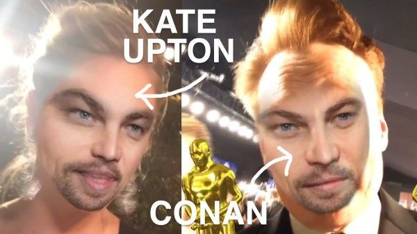 "Watch these celebrities swap faces with Leonardo DiCaprio after Oscars win -  When Vanity Fair asked a bunch of celebrities at the Oscars to ""swap faces with Leo DeCaprio"" with the MSQRD app, their responses were pretty funny. Larry David's was very Larry David. ""No.""    (more…)  Boing Boing  http://tvseriesfullepisodes.com/index.php/2016/03/01/watch-these-celebrities-swap-faces-with-leonardo-dicaprio-after-oscars-win/"