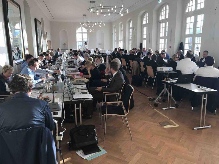 #Haushaltsklausur der @cdu_fraktion im Hessischen #Landtag im #Kloster Haydau in #Morschen (Schwalm-Eder-Kreis)