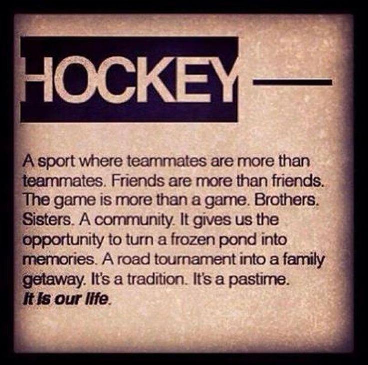 Hockey Slogans Quotes. QuotesGram