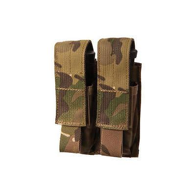 BlackHawk 37CL09MC Multi Cam S.T.R.I.K.E. Double Pistol Magazine Pouch