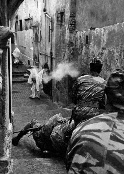 strangewood:  The Battle of Algiers // dir. Gillo Pontecorvo