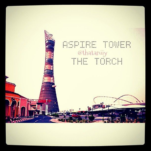 Aspire | Torch Tower | Doha