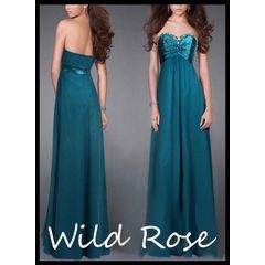 SALE! *IN STOCK* *TEAL* Formal/Wedding/Bridesmaid/Party Dress SIZE 36 US10/UK12/LARGE-FREE SHIP!! for R500.00