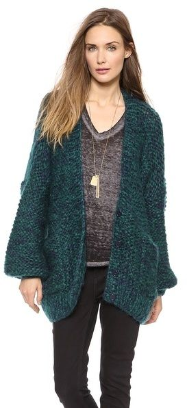 Mes Demoiselles Chester Cardigan is on sale now for - 25 % !