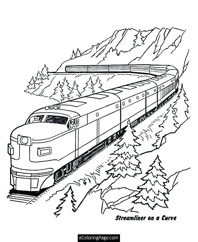 Pin By Emil Paternoster On Atividades Ludicas Train Coloring Pages Train Drawing Coloring Pages