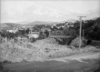View of part of Khandallah, Wellington