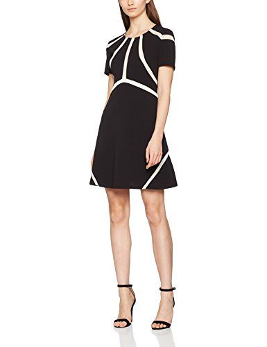 Morgan 171-RIMA.N Robe Femme Noir Medium (Taille Fabricant  TM ... 57730cc7bee2