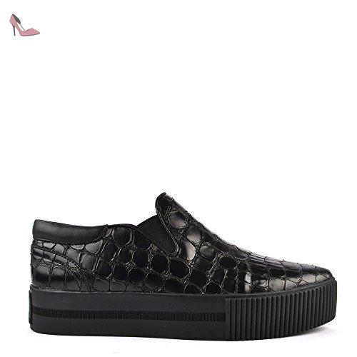 Ash Chaussures Lazer Bis Baskets Noir Femme 41 EU Noir Timberland Chaussures Adv 2 Cupsole Alpi Jet Timberland A9hA2o