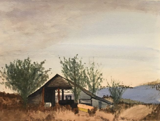 """""""The Shed"""" by Yelena"""