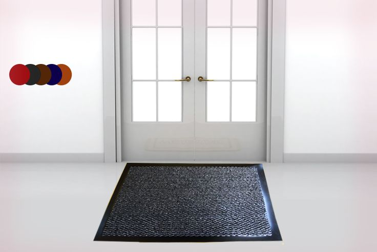 £4.99 instead of £26.01 (from Groundlevel) for a 'Dirt Grabber' non-slip doormat, £7.99 for two - choose from five colours and save up to 81%