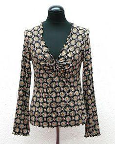 Schnittmuster – Nähanleitung: Shirt Uppsala – 01-96 | schnittquelle-blog.de