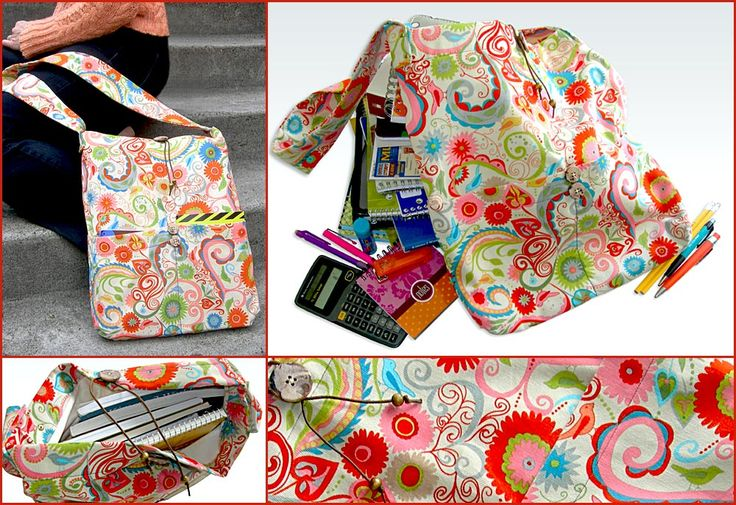 673 best purse patterns images on Pinterest | Purses, Backpacks and ...