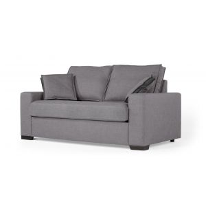 Hugo 2 Seater Sofa in osprey grey | made.com