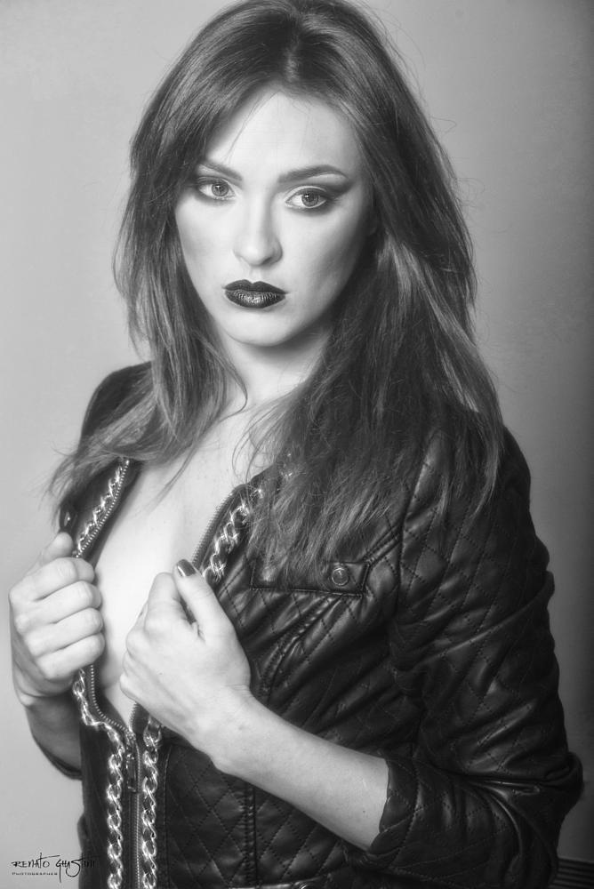 Ester Mascellini Model by Renato Giustini photographer Passion