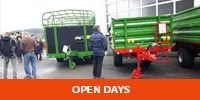 Between 18th and19th March, took place open days at a dealer in Austrian Tyrol, 510 m (ASL). It was the annual, largest exhibition of agricultural machinery in Vorarlberg which every year is visited by about 3000 farmers. This year for the first time farmers were able to see 3 Pronar trailers: cattle trailer T046 and …