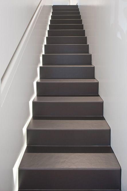 Oltre 25 fantastiche idee su scale interne su pinterest - Piastrelle scale interne ...