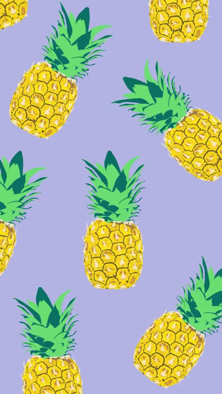 Vegan iphone wallpaper tumblr - Pineapple Wallpaper