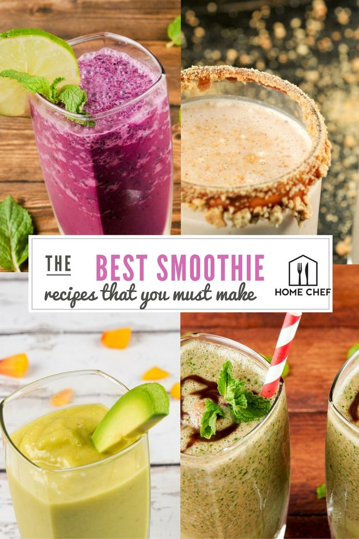 For a light breakfast or a speedy, refreshing snack, blend up one of our smoothies! With super healthy options like our citrus green supercharger, and raspberry chia smoothies... and more indulgent varieties, like our s'mores smoothie, you can sip your way to satisfaction. Keep your days smooth and easy with our meal delivery service.