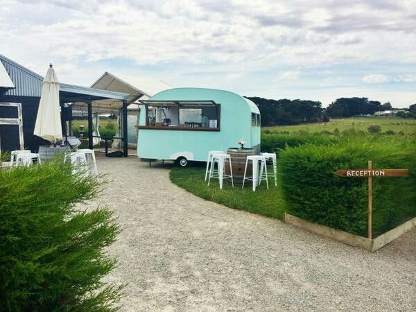 Caravan Bar for hire Victoria