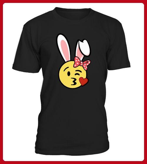 Easter Bunny Emoji TShirt - Ostern shirts (*Partner-Link)
