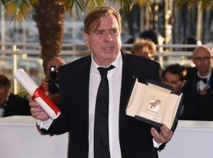 Prix d'interprétation masculine : Timothy Spall pour Mr. Turner #Cannes2014 (photo : Ian Gavan/Getty Images Europe)