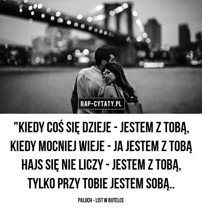 Cytaty Rap I Hip Hop O Miłości O życiu Smutne Przyjaźni