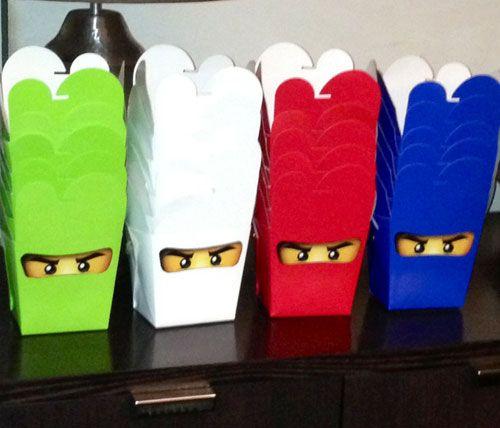 Ninjago: Goody Boxes