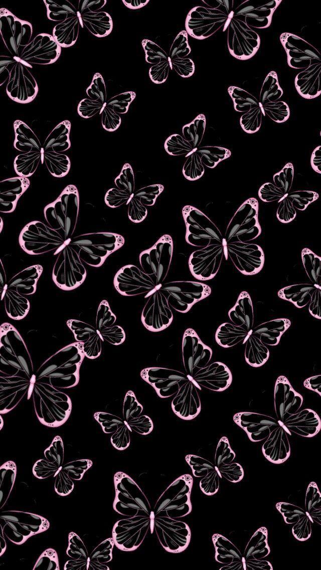 Pin By Cherilee Entress On Butterfly Wallpaper Butterfly Wallpaper Butterfly Wallpaper Iphone Wallpaper Iphone Cute Iphone wallpaper butterfly images