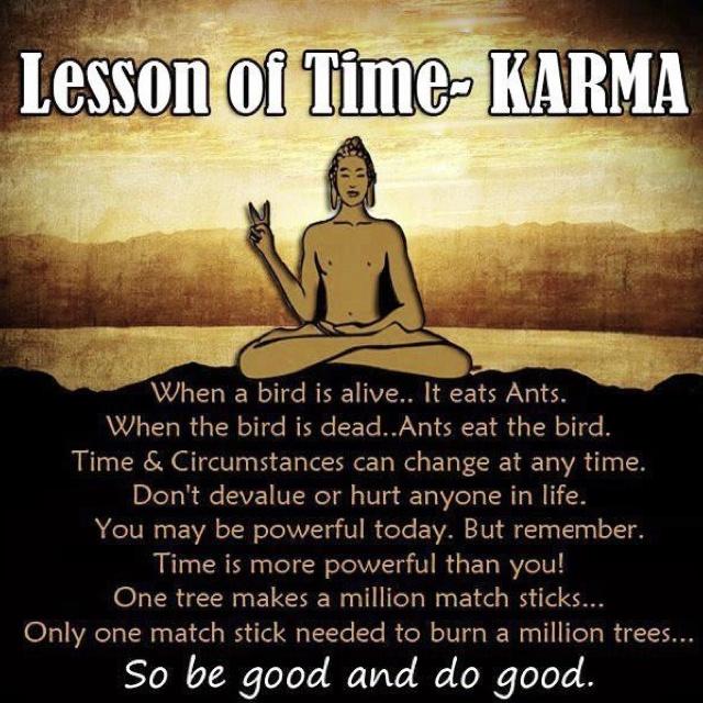 Karma: Karma, Time, Life, Inspiration, Quotes, Wisdom, Thought