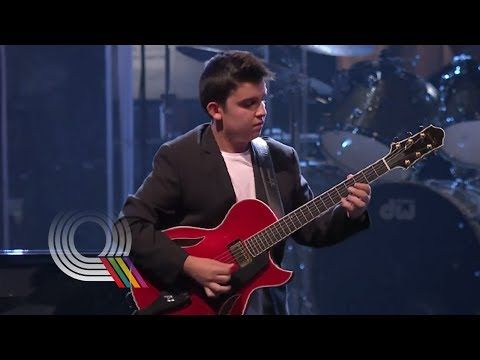 Andreas Varady - Quincyology - 47th Montreux Jazz Festival - YouTube