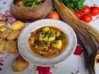 Croatian cod stew