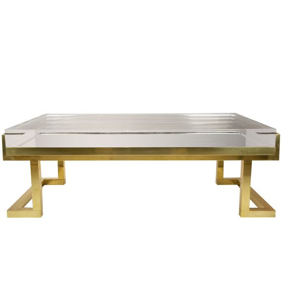 17 Best Ideas About Brass Coffee Table On Pinterest Glass Coffee Tables Coffee Table Sets And