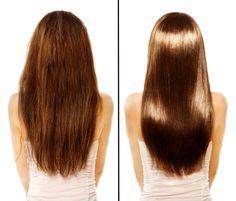 Tratamiento casero para cabello reseco y dañado ... Receta casera para el…