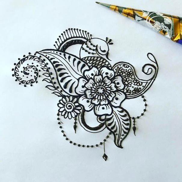 14 best paisley tattoo designs images on pinterest paisley tattoo rh pinterest com Paisley Heart Tattoo Paisley Sleeve Tattoo Men