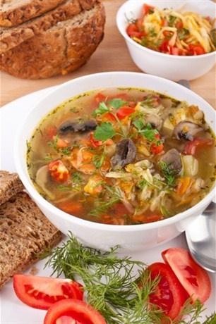 Щи с грибами по-монастырски рецепт – русская кухня: супы. «Афиша-Еда»
