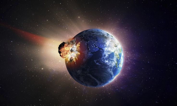 Will the world end in 2032? Ukrainian astronomers discover massive asteroid that could hit the earth with the power of 2,500 nuclear bombs