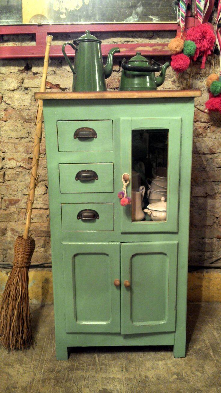 17 mejores ideas sobre aparadores antiguos en pinterest muebles de mediados de siglo mediados - Muebles cocina antiguos ...