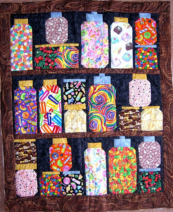 97 best images about Mason Jar Quilt/Variations on Pinterest Quilting ideas, Quilt blocks and ...
