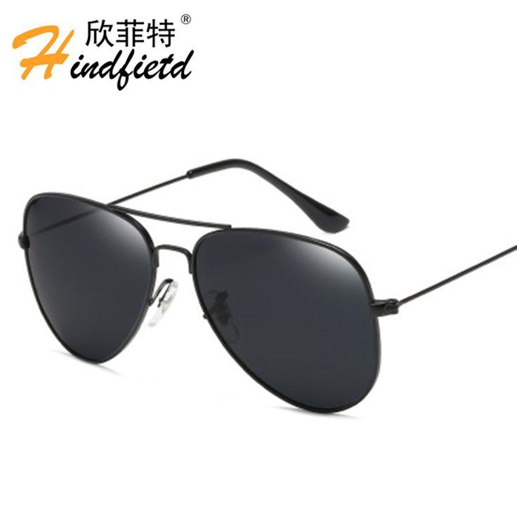2017 Retro Mens Sunglasses Brand Designer Fashion Aviator Sunglasses Men Polarized Eyewear Male UV400 Sun Glasses for Man Oculos