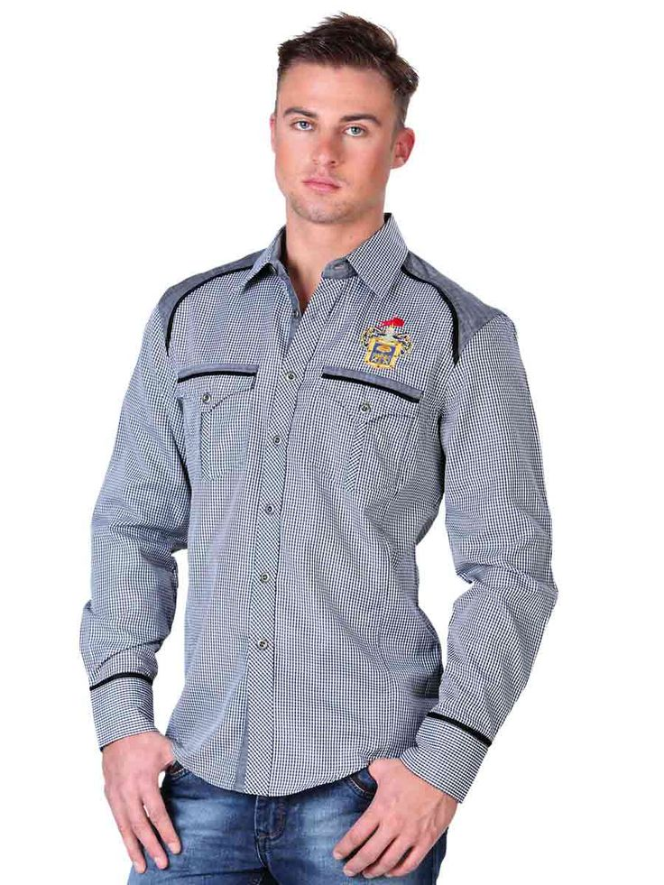 31857 Camisa Vaquera Caballero El General