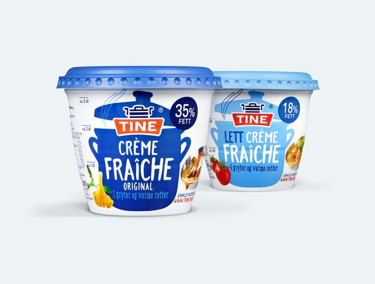 Créme Fraiche / Tine