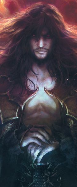 Castlevania Lords of Shadow 2: Gabirel Belmont/Dracula