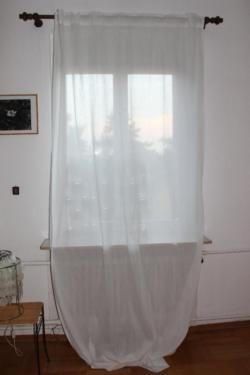 2 schöne IKEA Vorhänge in weiß in Stuttgart - Stuttgart-Nord   Heimtextilien gebraucht kaufen   eBay Kleinanzeigen