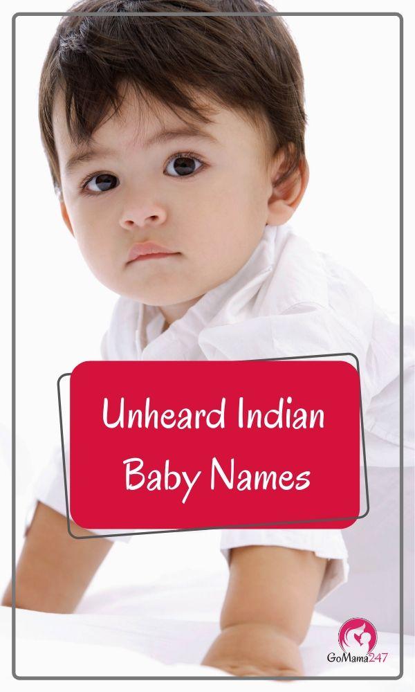Indian Baby Names Indian Baby Names Baby Girl Names Unique Baby Names Short