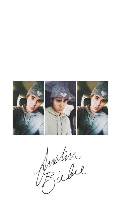 Justin Bieber lockscreen wallpaper
