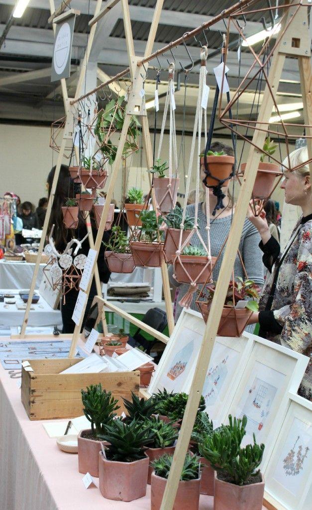 Stalls-At-Renegade-Craft-Fair-London