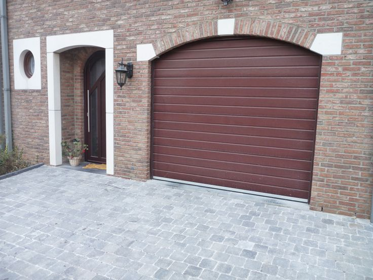 1000 id es propos de all e carrossable sur pinterest for Garage exterieur design
